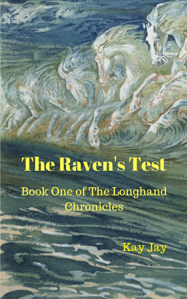 The Raven's Test cover