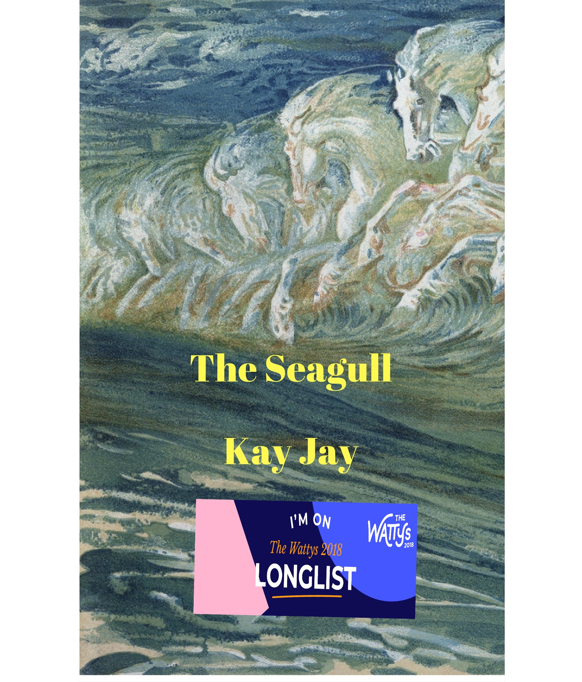 Chapter two of my Wattys2018 longlisted young adult, Celtic-mythology-based, urban fantasy novel 'The Seagull'